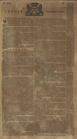 Leydse Courant 1754-01-02