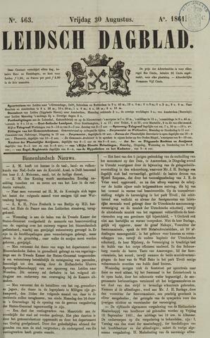 Leidsch Dagblad 1861-08-30