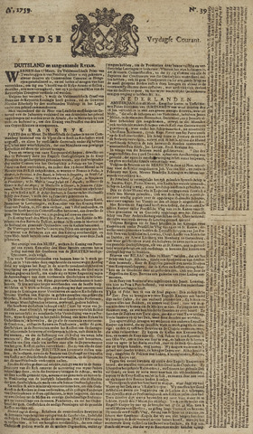 Leydse Courant 1759-03-30