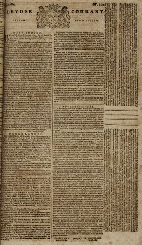 Leydse Courant 1784-08-20
