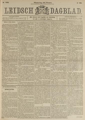 Leidsch Dagblad 1901-03-25