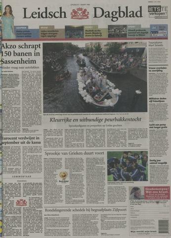 Leidsch Dagblad 2004-07-02