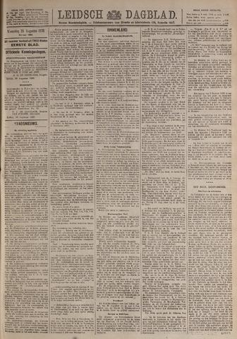 Leidsch Dagblad 1920-08-25
