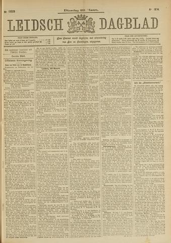 Leidsch Dagblad 1904-03-29
