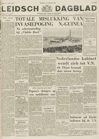 Leidsch Dagblad 1962-01-16