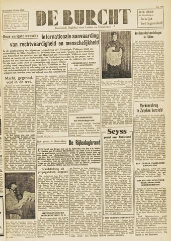 De Burcht 1946-01-16