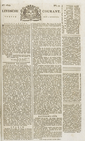 Leydse Courant 1825-08-05