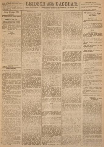 Leidsch Dagblad 1923-01-20