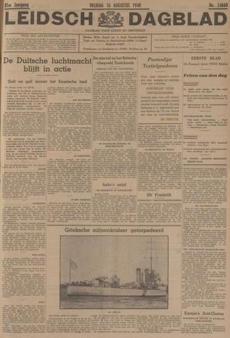 Leidsch Dagblad 1940-08-16