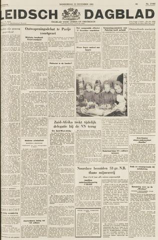 Leidsch Dagblad 1951-12-13