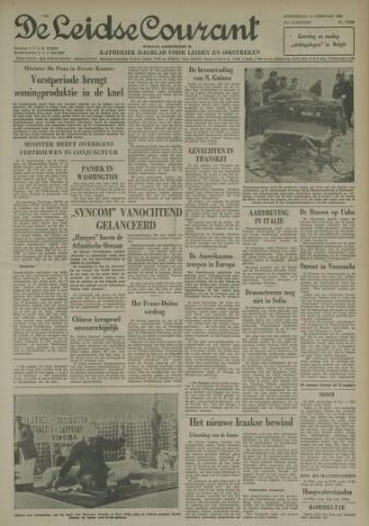 Leidse Courant 1963-02-14