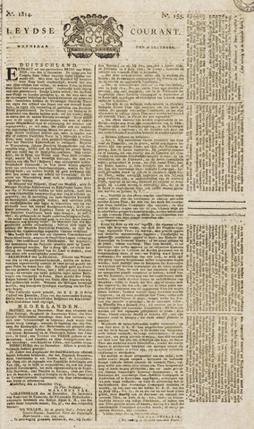 Leydse Courant 1814-12-28