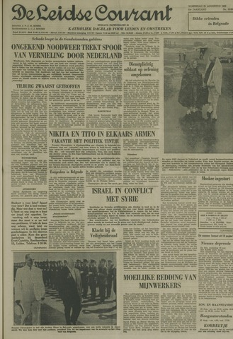 Leidse Courant 1963-08-21