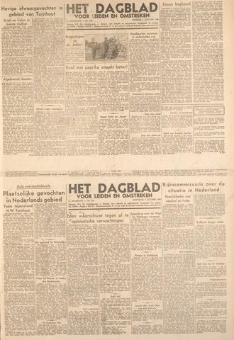 Dagblad voor Leiden en Omstreken 1944-10-03