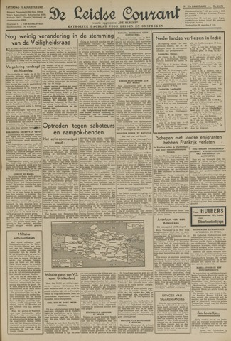 Leidse Courant 1947-08-23