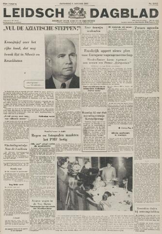 Leidsch Dagblad 1955-01-08