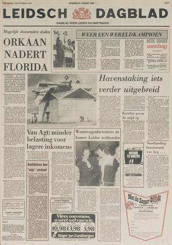 Leidsch Dagblad 1979-09-03