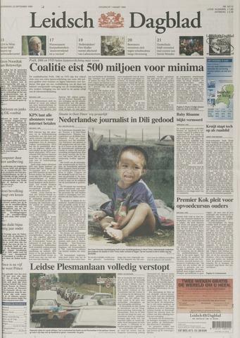 Leidsch Dagblad 1999-09-22