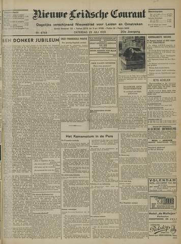 Nieuwe Leidsche Courant 1939-07-29