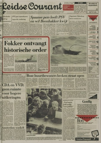 Leidse Courant 1989-03-16