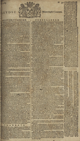 Leydse Courant 1765-05-13