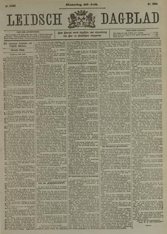 Leidsch Dagblad 1909-07-26