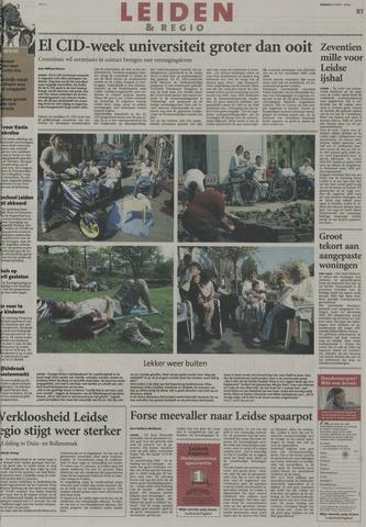Leidsch Dagblad 2004-04-27