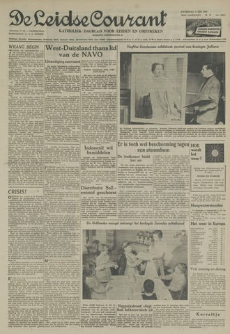 Leidse Courant 1955-05-07