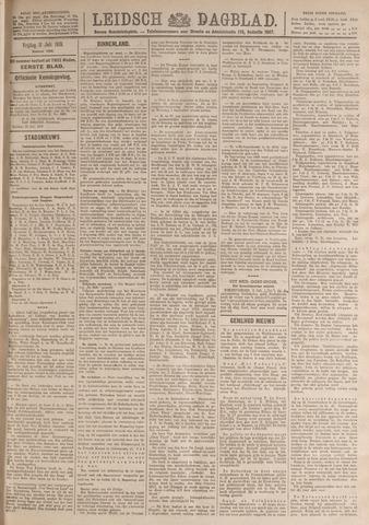 Leidsch Dagblad 1919-07-11