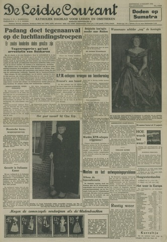 Leidse Courant 1958-03-15