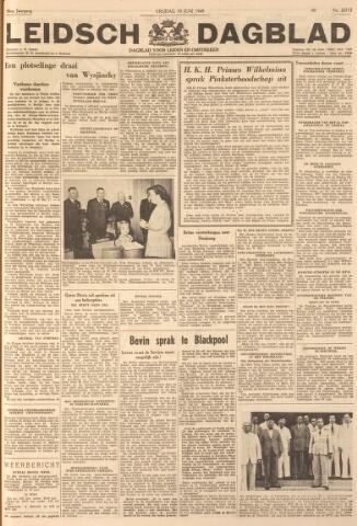 Leidsch Dagblad 1949-06-10