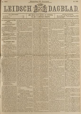 Leidsch Dagblad 1899-01-30