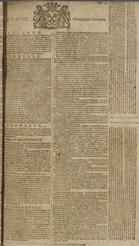 Leydse Courant 1773-01-25
