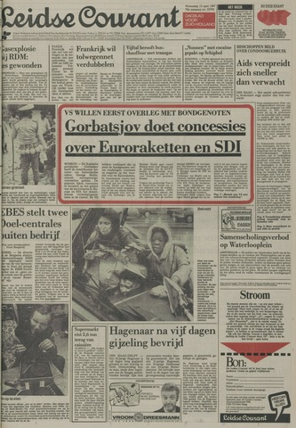 Leidse Courant 1987-04-15