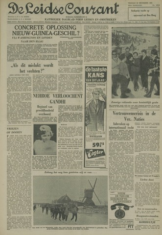 Leidse Courant 1961-12-29