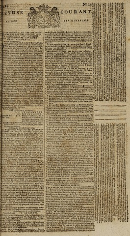 Leydse Courant 1784-02-13