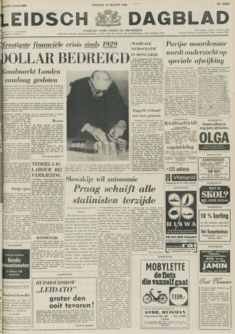 Leidsch Dagblad 1968-03-15