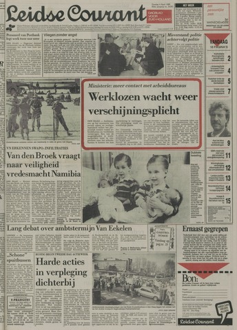 Leidse Courant 1989-04-04