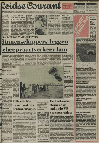 Leidse Courant 1981-08-10