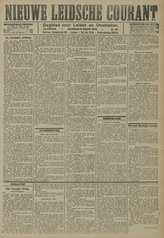 Nieuwe Leidsche Courant 1923-03-12