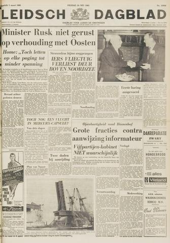 Leidsch Dagblad 1963-05-24