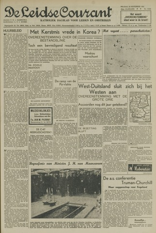 Leidse Courant 1951-11-23