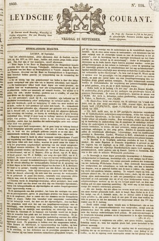 Leydse Courant 1860-09-21