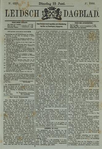 Leidsch Dagblad 1880-06-15