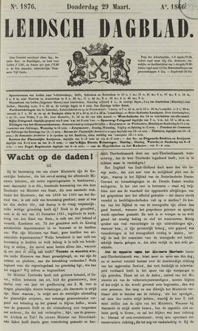 Leidsch Dagblad 1866-03-29