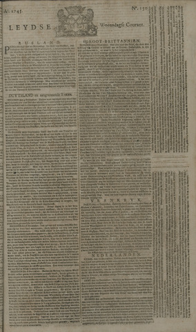 Leydse Courant 1745-12-15