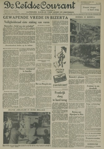 Leidse Courant 1961-07-24