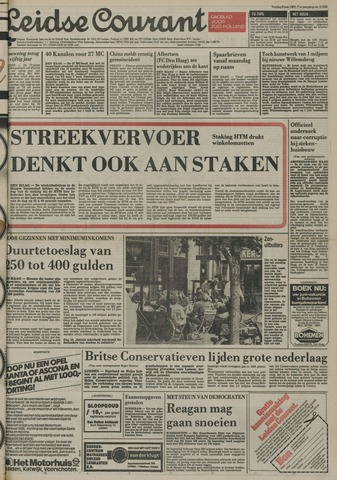 Leidse Courant 1981-05-08