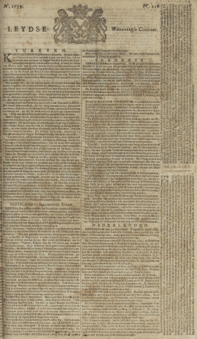 Leydse Courant 1759-09-26