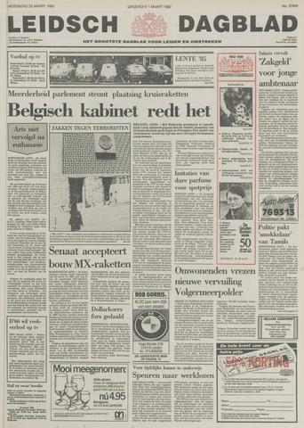 Leidsch Dagblad 1985-03-20